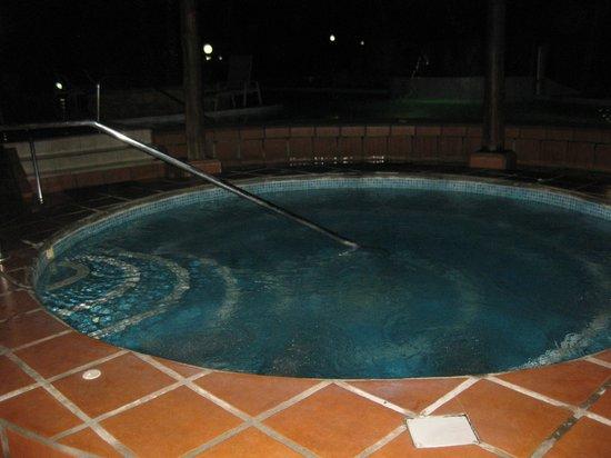 Hotel Lomas del Volcan: Jacuzzi