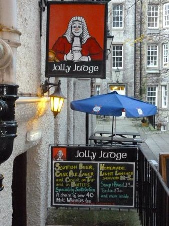 Jolly Judge: hidden Gem