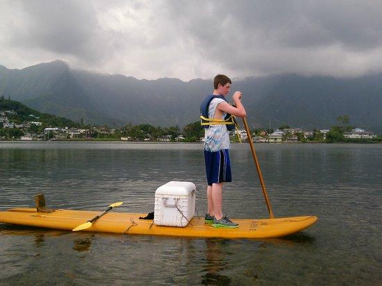Paradise Bay Resort Hawaii: Kaneohe Bay