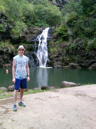 Paradise Bay Resort Hawaii: Waimea Falls