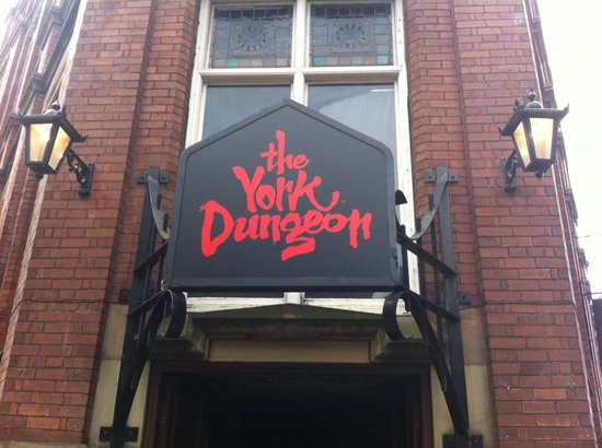 The York Dungeon: Enter if you dare