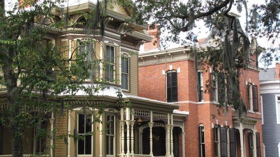 Savannah Historic District: Savannah, near Forsyth Park