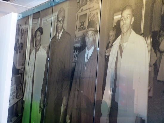 International Civil Rights Center & Museum: history makers