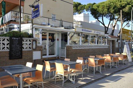 Restaurante EL QUINZE