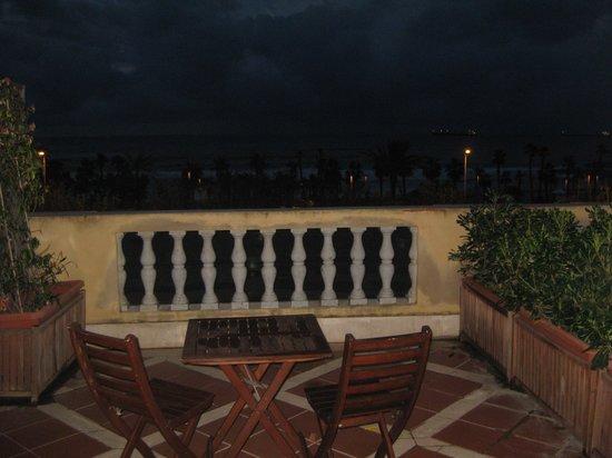 Hotel San Giorgio: Terrace