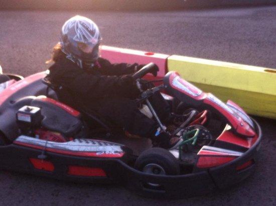 Karting North East: Hire kart indiction for kids