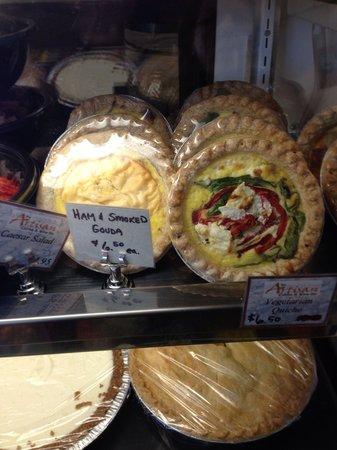 The Artisan Gourmet Market: Pie!