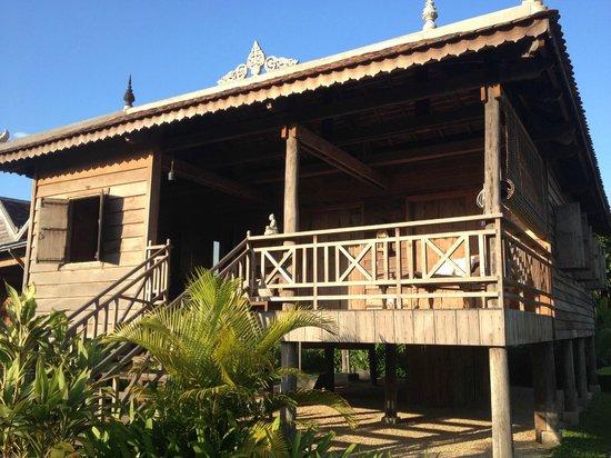 Sala Lodges: la maison aux 3 toits, la n°1
