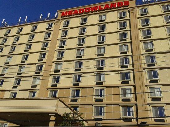Meadowlands Plaza Hotel-Secaucus: Tamanho do hotel