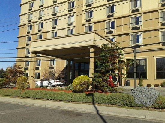 Meadowlands Plaza Hotel-Secaucus: Fachada