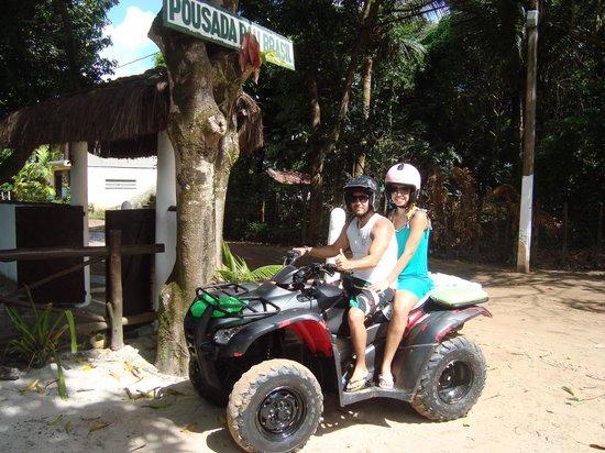 Pousada Pau Brasil : Ecoturismo