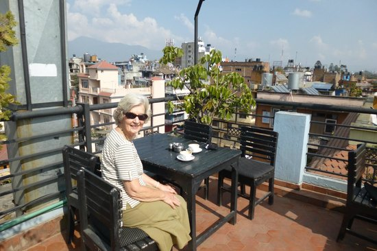 Helena's: Coffee in the sky
