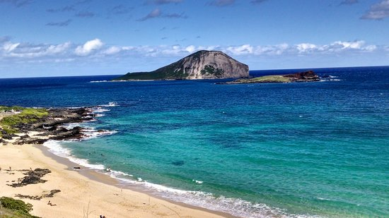 Makapu'u Beach: Even more impressive in person
