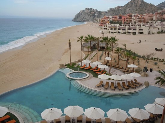 Grand Solmar Land's End Resort & Spa : Looking at new infinity pool