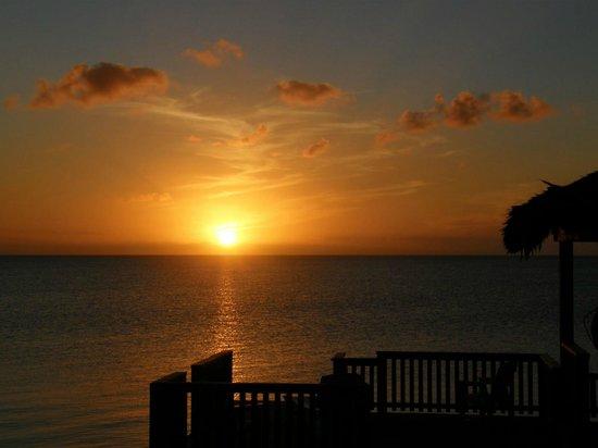 Pascal's at Cape Eleuthera: Eleuthera sunset