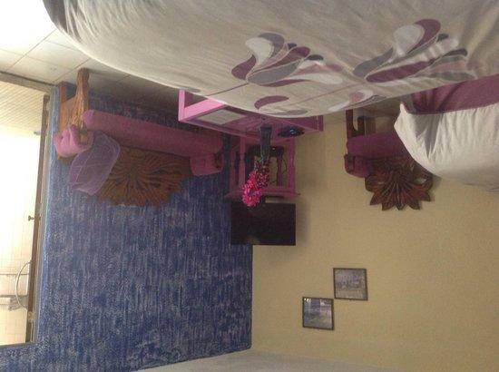 Casa Mexicana: Habitación triple