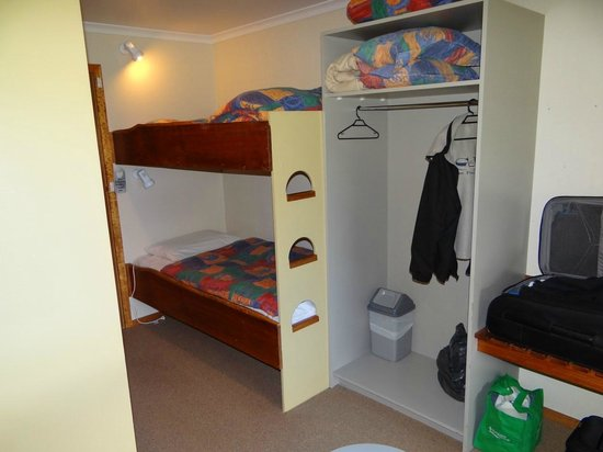 Gordon Gateway: Sleeps 4 and lots of hanging space