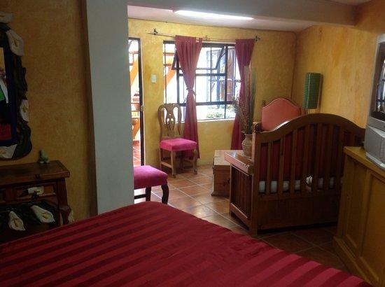 Casa Mexicana: Habitación sencilla o doble