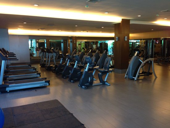 The Westin Playa Bonita Panama: Gym.