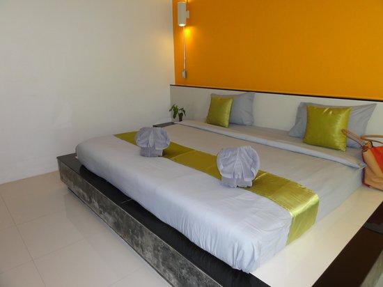 Aonang Paradise Resort: room