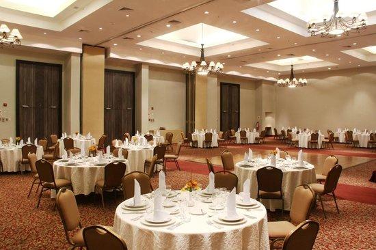 Sol De Oro Hotel Suites Sala Eventos