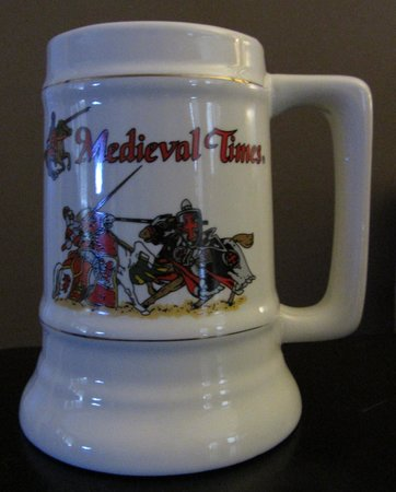 Medieval Times: Mug