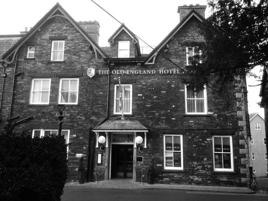 Macdonald Old England Hotel & Spa : Entrance