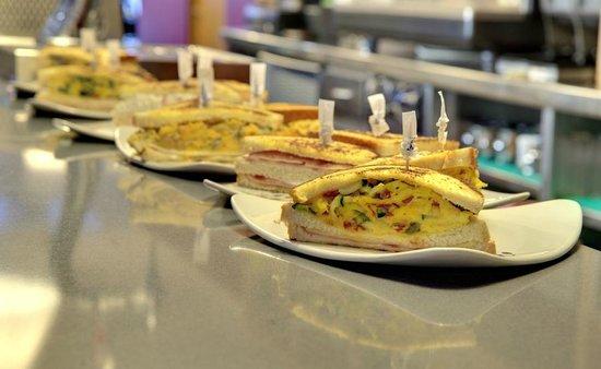 Restaurante Ñam: Pinchos para no quedarse con hambre