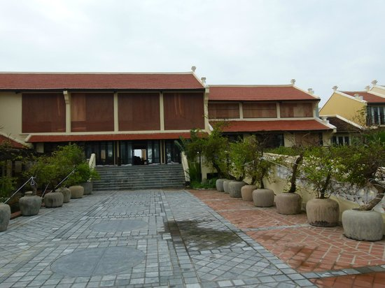 Victoria Hoi An Beach Resort & Spa : Ready and waiting