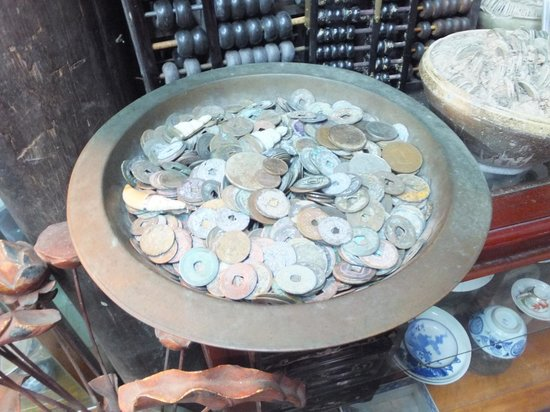 The Tran Family Home and Chapel : More Coins