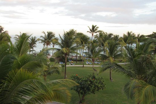 Coconut Bay Beach Resort & Spa: View from room 461