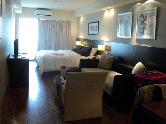 Urban Suites Recoleta Boutique Hotel: Quarto