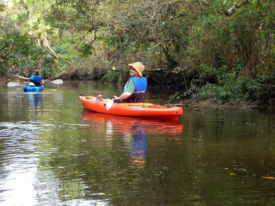 Stuart, FL: Yakin on the river