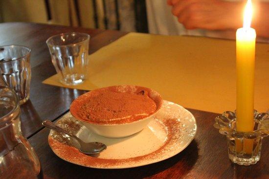 Osteria Il Campanellino: tiramasu