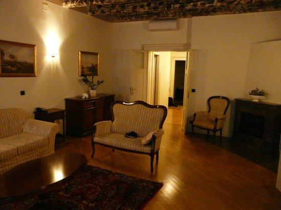 Hotel Residence Retezova: lounge