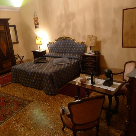 Locanda Ca' del Console: Master Bedroom