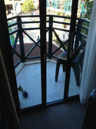 Bahar: Balcony room 203