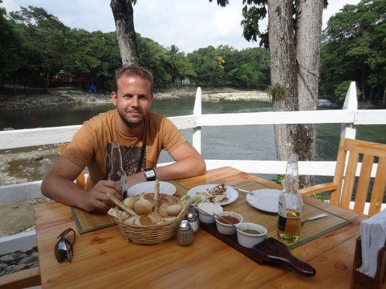 Hotel Nututun Palenque : Diner