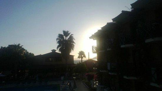 Bahar : From balcony