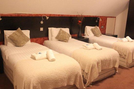 Victoria Park Hotel: Room 9