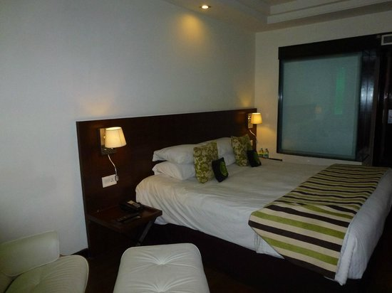 Peppermint Hotel : Rooms look much better in pictures than in reality!