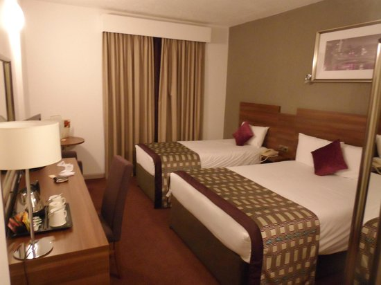 Jurys Inn Leeds : Room