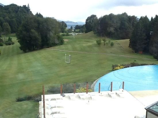 Llao Llao Hotel and Resort, Golf-Spa : Vista desde mi cuarto