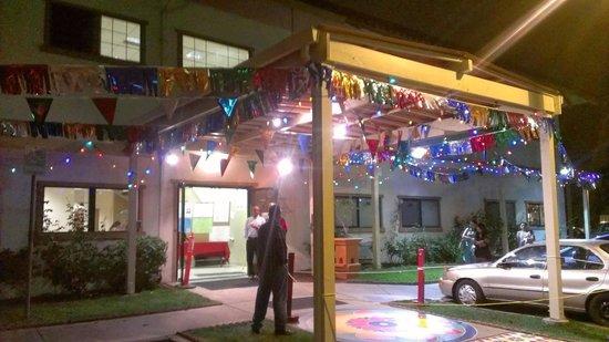 Milpitas, Californien: Entrance
