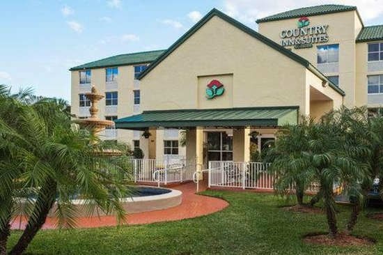Country Inn & Suites By Carlson, Miami (Kendall): Front View