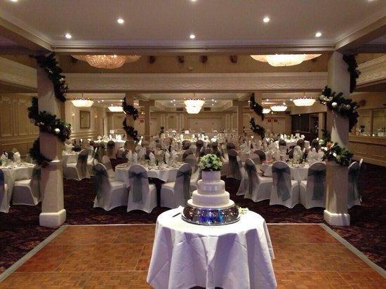 Hallmark Hotel London Chigwell Prince Regent: Regency suite