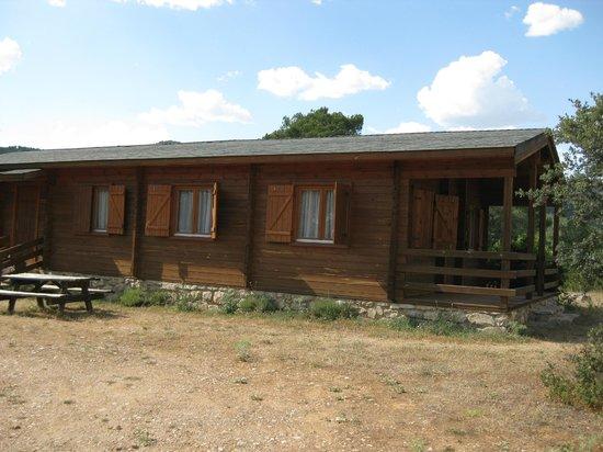 Cabanas Llano de los Conejos: casa