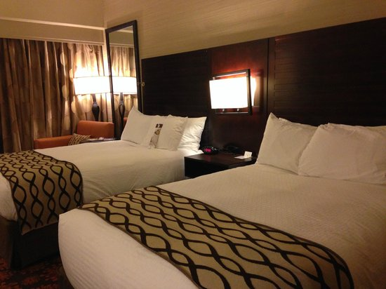 DoubleTree by Hilton San Francisco Airport : The Room