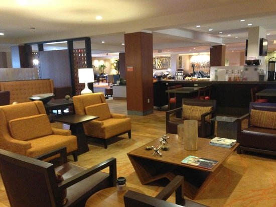 DoubleTree by Hilton San Francisco Airport: The Restaurant