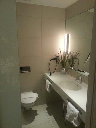 Gutwinski Hotel: Salle de bain